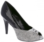 Peep Toe Salto 9  BM