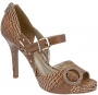 Peep Toe Salto 10 BM