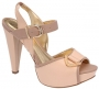 Peep Toe Plataforma  BM