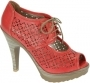 Peep Toe Plataforma Comfort IT